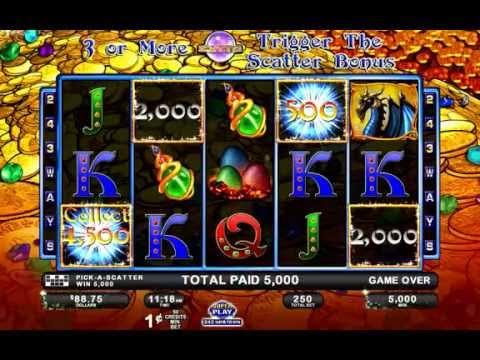 Video Lottery Machine