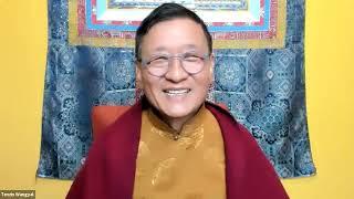 'I Am No One': Meditation on a Dzogchen Poem