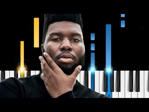 Khalid & Normani - Love Lies - Piano Tutorial