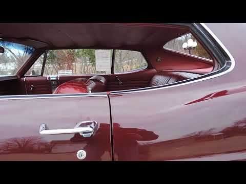1968 Ford XL fastback Dark Red for sale at www coyoteclassics com