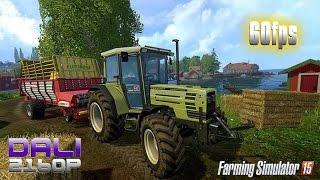 Farming Simulator 15 PC Gameplay 60fps 1080p