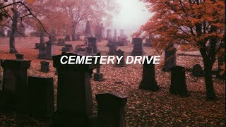 cemetery drive // my chemical romance - lyrics