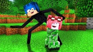 Minecraft ITA - SIAMO DIVENTATI DEI MOSTRI!!