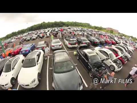 BIMMERFEST 2014 IN ABERDEEN, MARYLAND