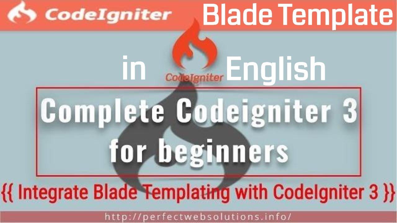 Beste Codeigniter Templating Zeitgenössisch - Entry Level Resume ...