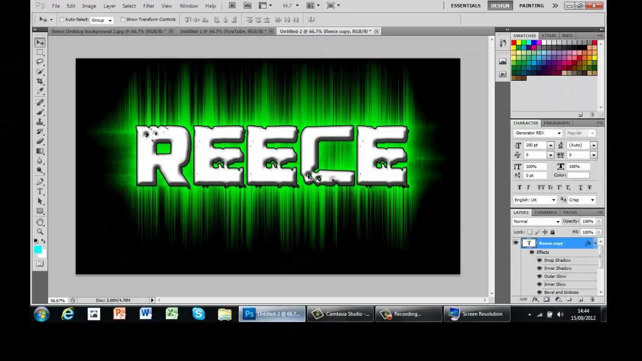 how to add a grainy effect in photoshop cs6