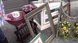 Vlog Style Estate Sale Haul and Vintage Space UPDATE!
