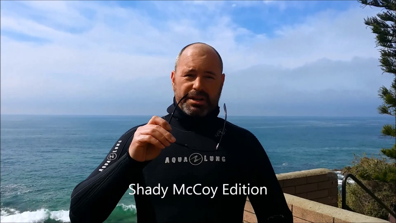 2a3a2a7f6d Enlightened Diver Shady Rays Review - YouTube