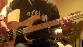 james brown mother popcorn bass cover