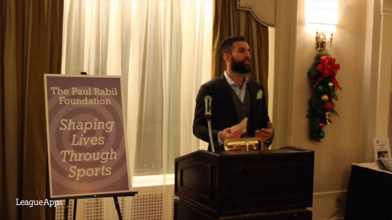 d46b095362d7d7 Paul Rabil Delivers Speech During 2016 NYC Fundraising for Paul ...