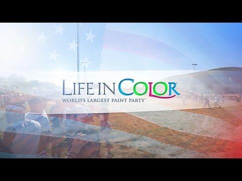 Life In Color 2015 - Hidalgo, Tx - 07/04/15 - Jauz, Carnage, Dillon Francis
