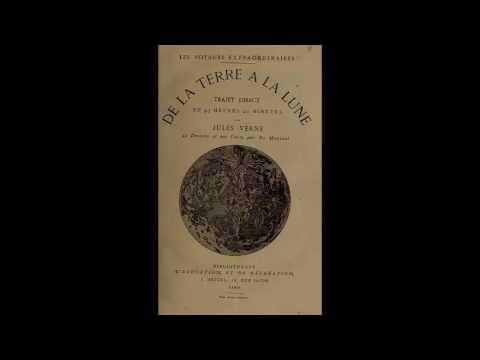 De La Tierra A La Luna - Julio Verne - Audiolibro - Parte 1 de 2