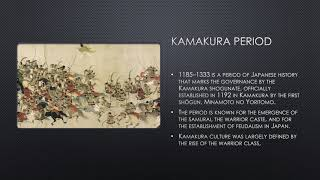 Transition from Heian to Kamakura Period in Japanese Literature
