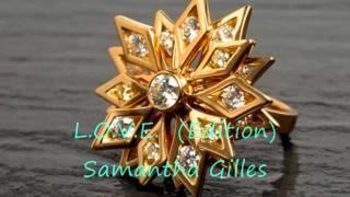 L.O.V.E. (Edition)  -  Samantha Gilles