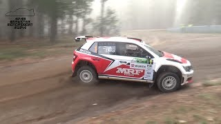 National Capital Rally Shakedown 2017 Pure Sound & Action APRC ARC highlights