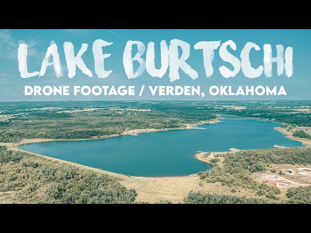 LAKE BURTSCHI / Drone Footage (4K) / July 6, 2021
