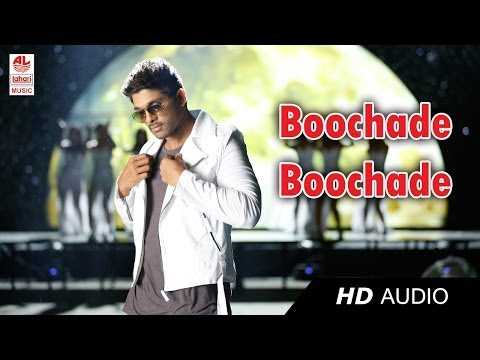 Race Gurram Songs | Boochade Boochade Audio Song | Allu Arjun, Shruti hassan, S.S Thaman