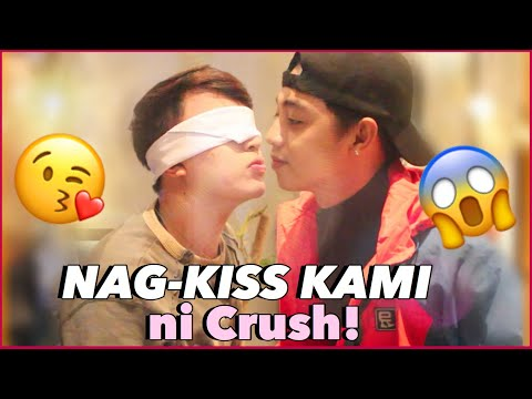 FIRST KISS on FIRST DATE!? Guess the Body Part ni CRUSH 🙈 | FebBebe Diaries | Niel Padilla Vlog