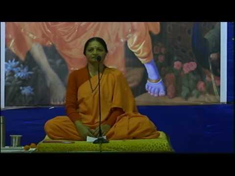 """Talk - """"Shiva Shakti"""" by Sw. Vimalanandaji"""