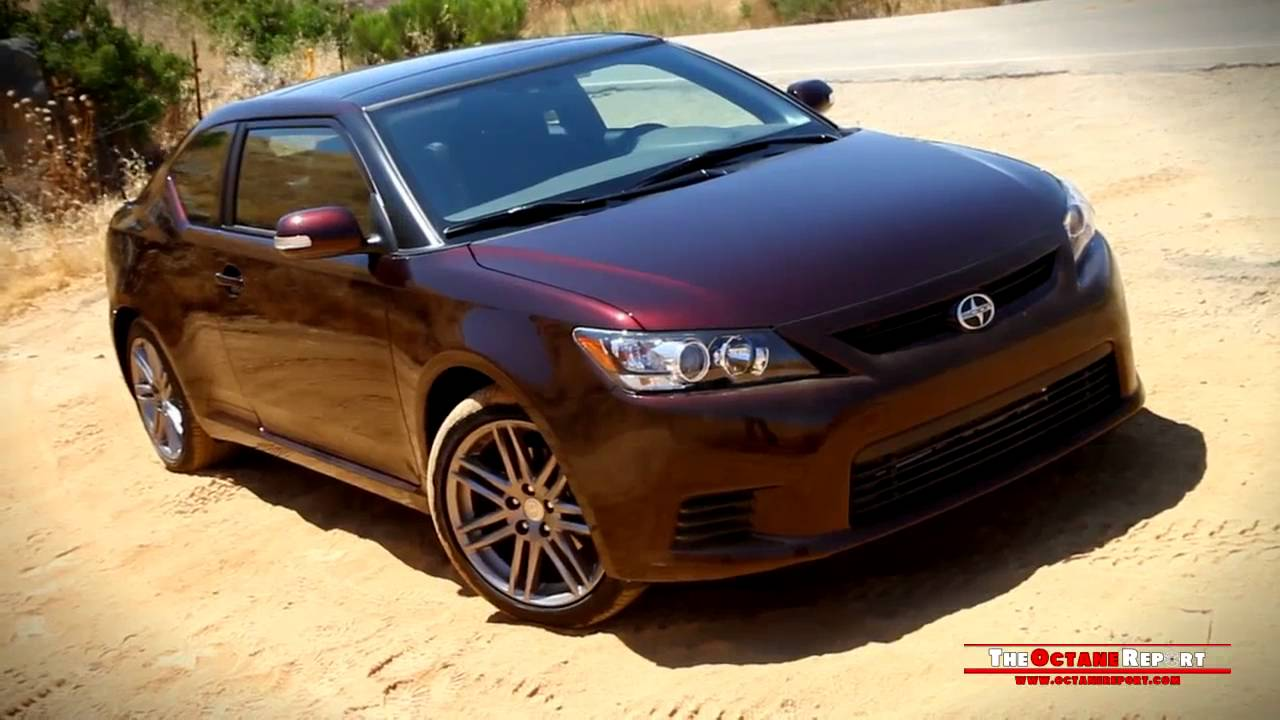 New Car Test Drive >> 2011 Scion tC New Car Test Drive First Look - YouTube
