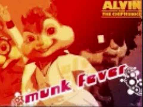 alvin and the chipmunks play that funky music