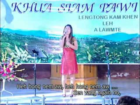 myanmar new sad song 2013 the best singer chin lady