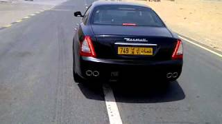 Team Speed UAE - Maserati Quatro porte S