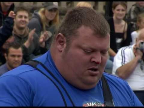UK's Strongest Man - 2006 Part 1