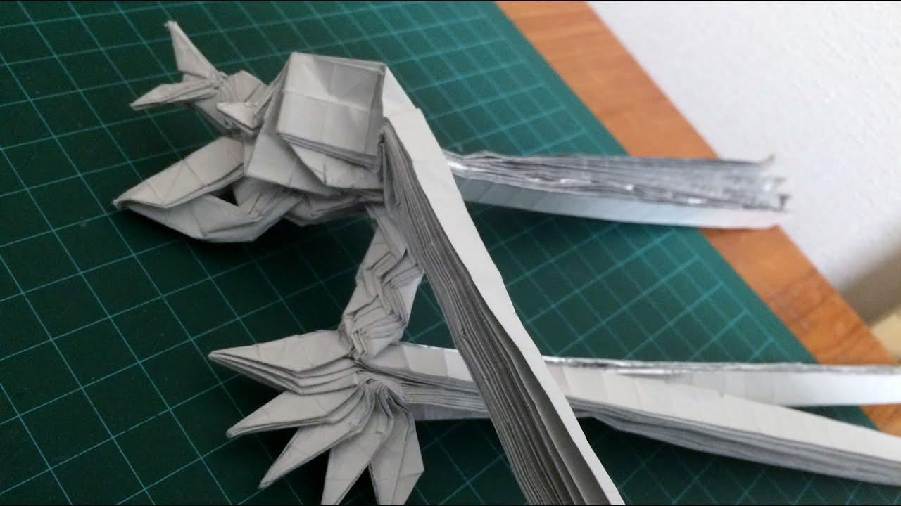 すべての折り紙 カブトムシ 折り紙 折り方 : 折り紙ロボットおってみた ...