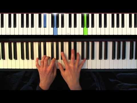 Minim (Version) Dustin O'Halloran & Victor Axelrod, piano part