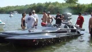 Jet Boat / V Drive Power Tour 2011