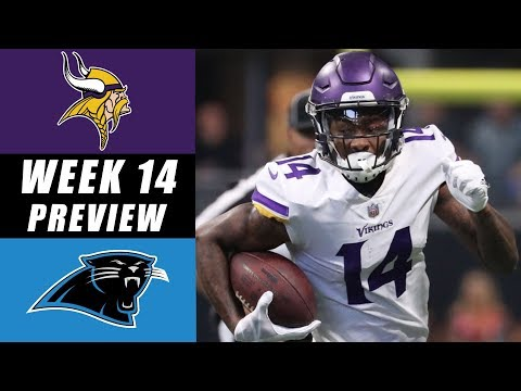 Minnesota Vikings vs Carolina Panthers Predictions