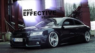 AUDI A5 S-Line on Air | Shortcut | More Effective Studios