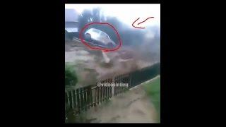 banjir garut, seperti tsunami, yang gak kuat jangan nonton !!!