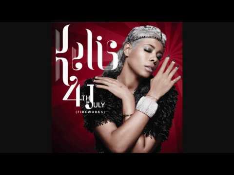 Kelis - 4th Of July (Fireworks) (Instrumental / Karaoke) + DOWNLOAD LYRICS HD 2010