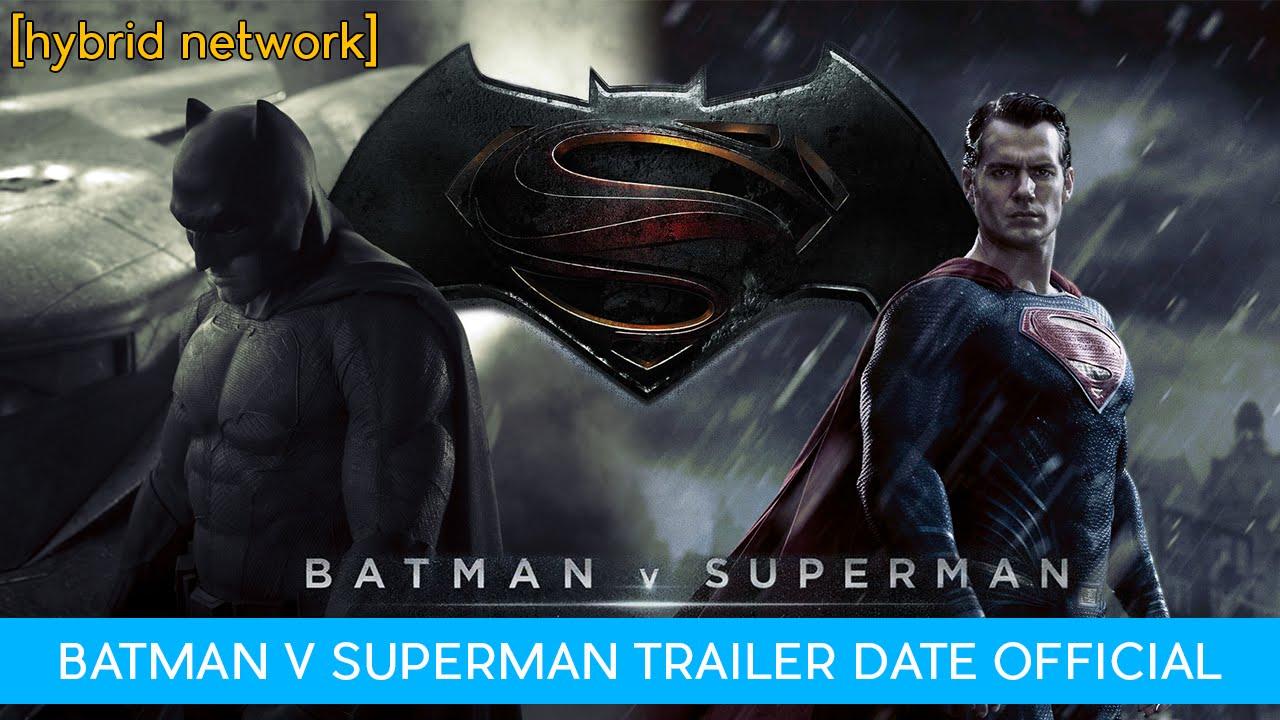 Batman v superman release date in Auckland