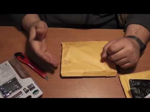 Немного исключительно полезных Китайских посылок - Распаковка