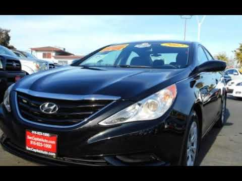2012 Hyundai Sonata GLS * 57K Miles * Super Clean * Must See Gas Saver for sale in SACRAMENTO, CA