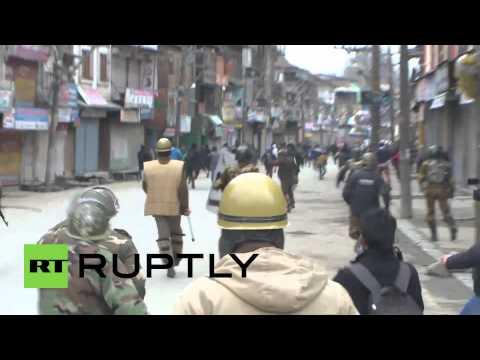 India: Kashmir killings prompt fury in Srinagar