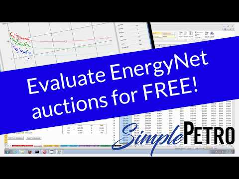 Evaluate EnergyNet Royalties for Free | SimplePetro.com