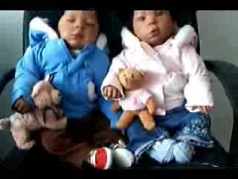 Reborn Lorna Miller Sands African American Dolls Destiny