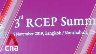 "RCEP still a ""big deal"" despite India pulling out: Vivian Balakrishnan"
