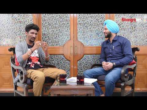 Khuda Baksh Singer   Indian Idol   Exclusive Interview   BhangraHits.com