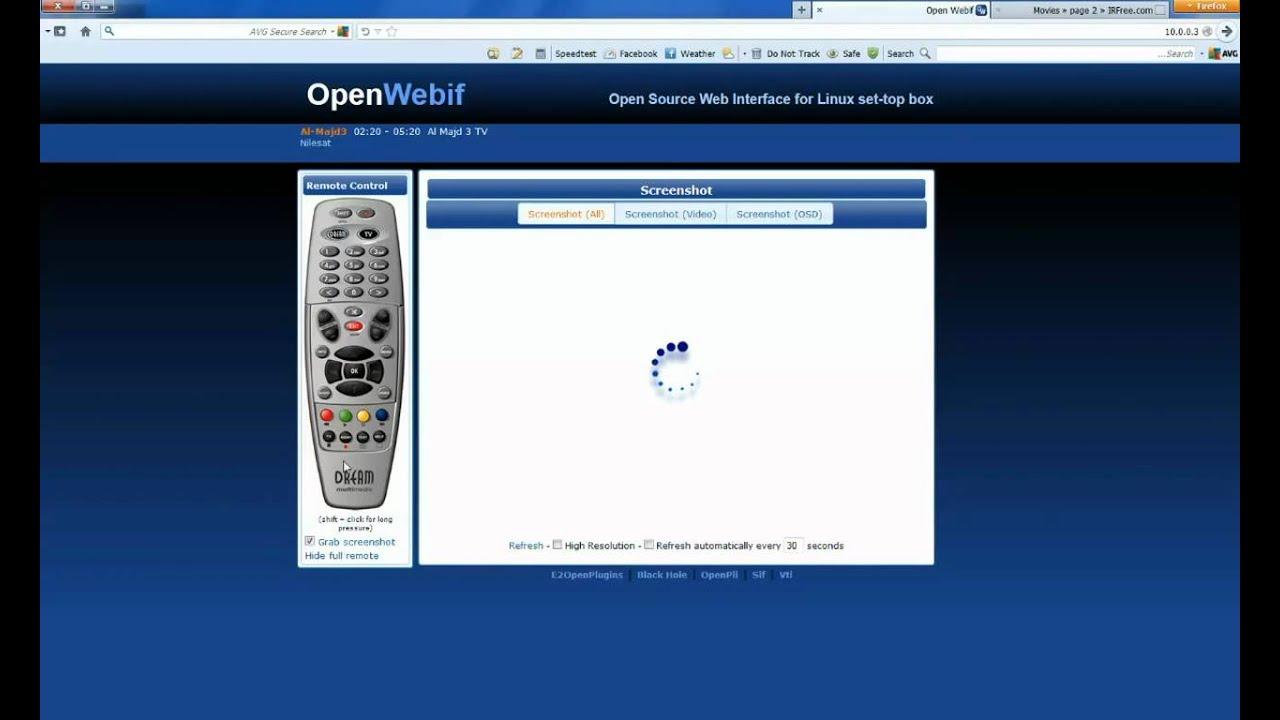 OpenWebIf