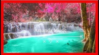 [숲속 폭포 ASMR] 자연 폭포물소리 새울음소리 Relaxing Waterfall Birds singing Ambience ASMR Natural Sound