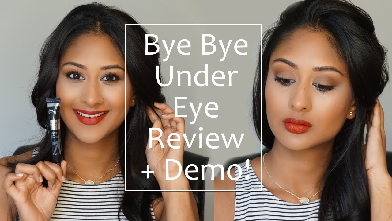 It Cosmetics Bye Bye Under Eye Concealer Review + Demo | Makeup By ...