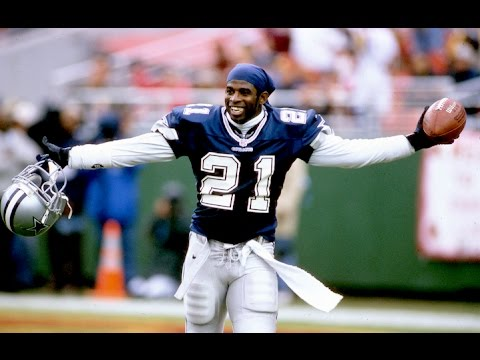 #34: Deion Sanders | The Top 100: NFL
