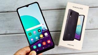 Samsung Galaxy A02: честный обзор!