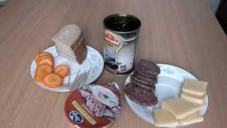 Бутерброды  закуска украшение праздничного стола пингвин