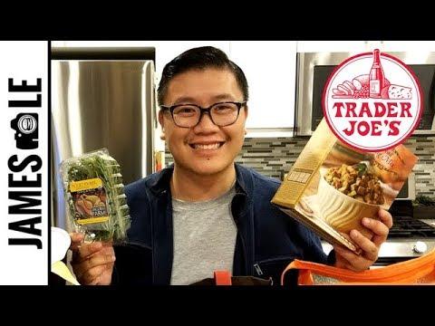 TRADER JOE'S THANSKGIVING GROCERY HAUL - $108